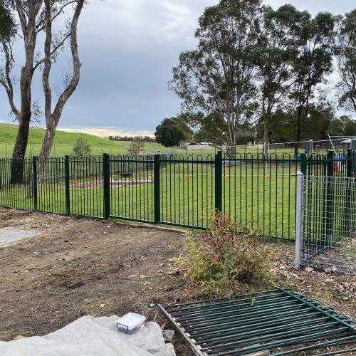 Link Asset Services Lawn Fencing