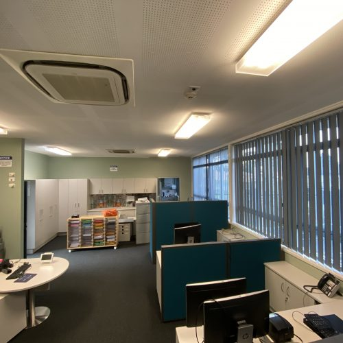Link Asset Services Marsden Office Refurbishment Two