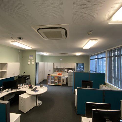 Link Asset Services Marsden Office Refurbisment