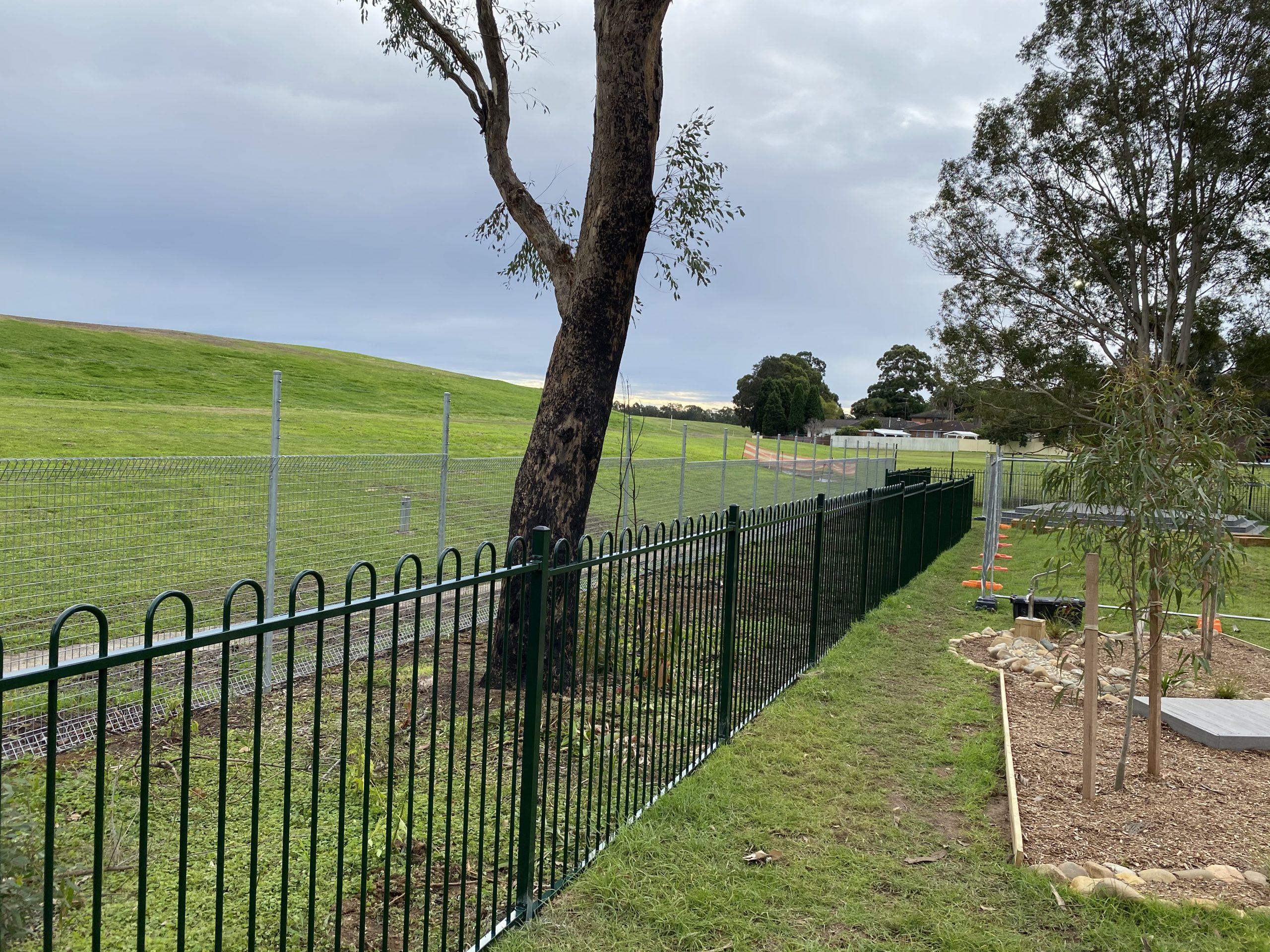 Link Asset Services Rural Fencing